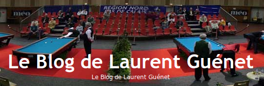 Site officiel de Laurent Gunet