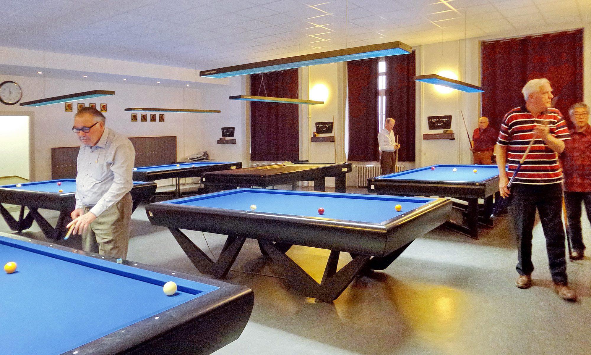Sport Billard Club Genève